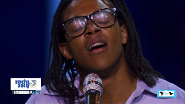 Hope the judges bought Savion dinner and drinks before the show, because he got screwed.