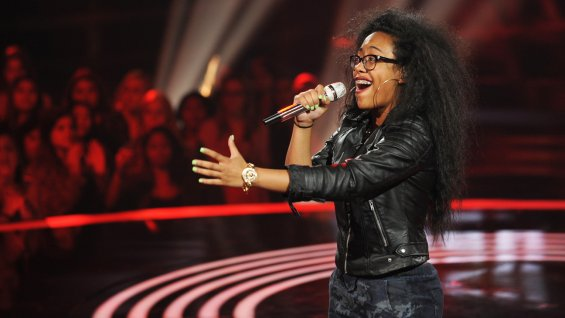 Malaya didn't get a chance to sing for her life because the judges are morons.