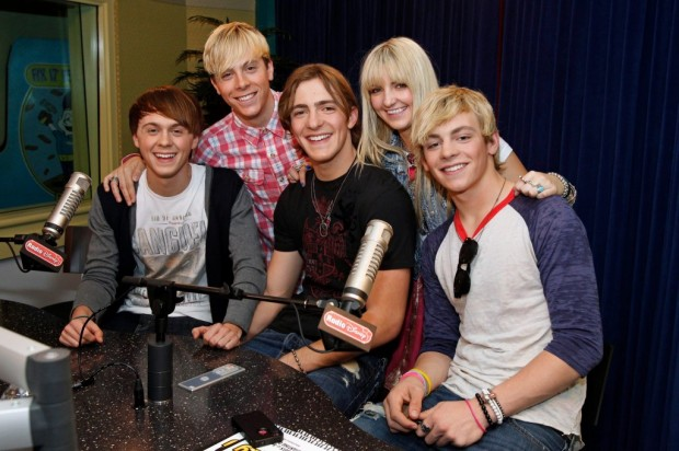 I listened to R5. I get why teens love them.
