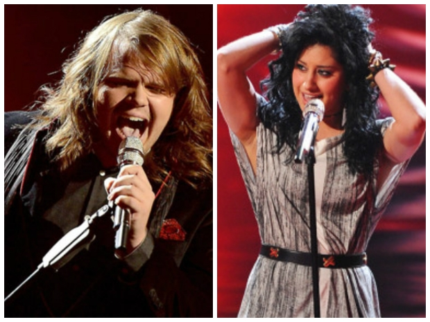 Forget American Idol - which one of the finalists has better hair?