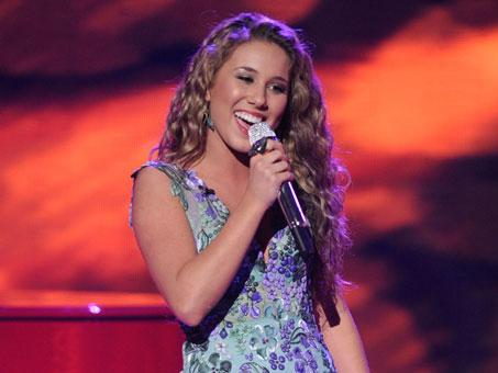 american Haley idol reinhart