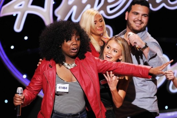 Based on this photo, how many guesses would it take you to pick the person who was eliminated? Four, right?