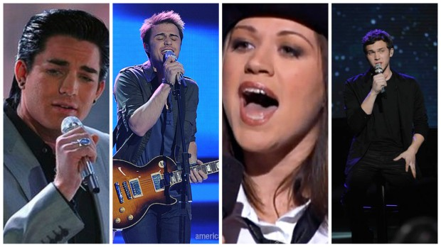 Four of the best performances American Idol has ever seen. Where will they be on the list?