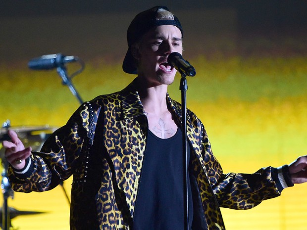 Covering NIN wasn't a smart move for the Biebs.